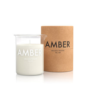 LP Single Candle Amber2