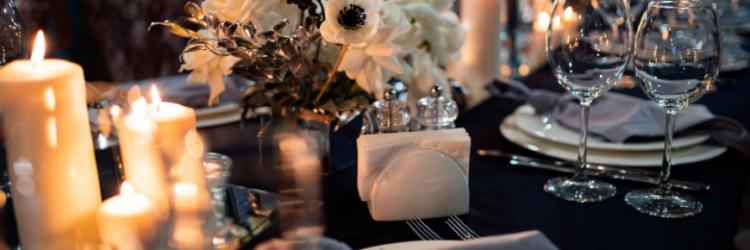 velas para bodas
