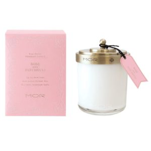 SCENTED HOME LIBRARY - ROSE & PATCHOULI