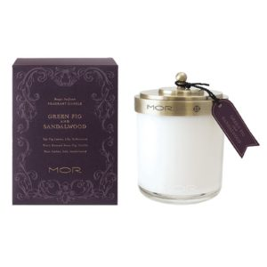 SCENTED HOME LIBRARY - GREEN FIG & SANDALWOOD